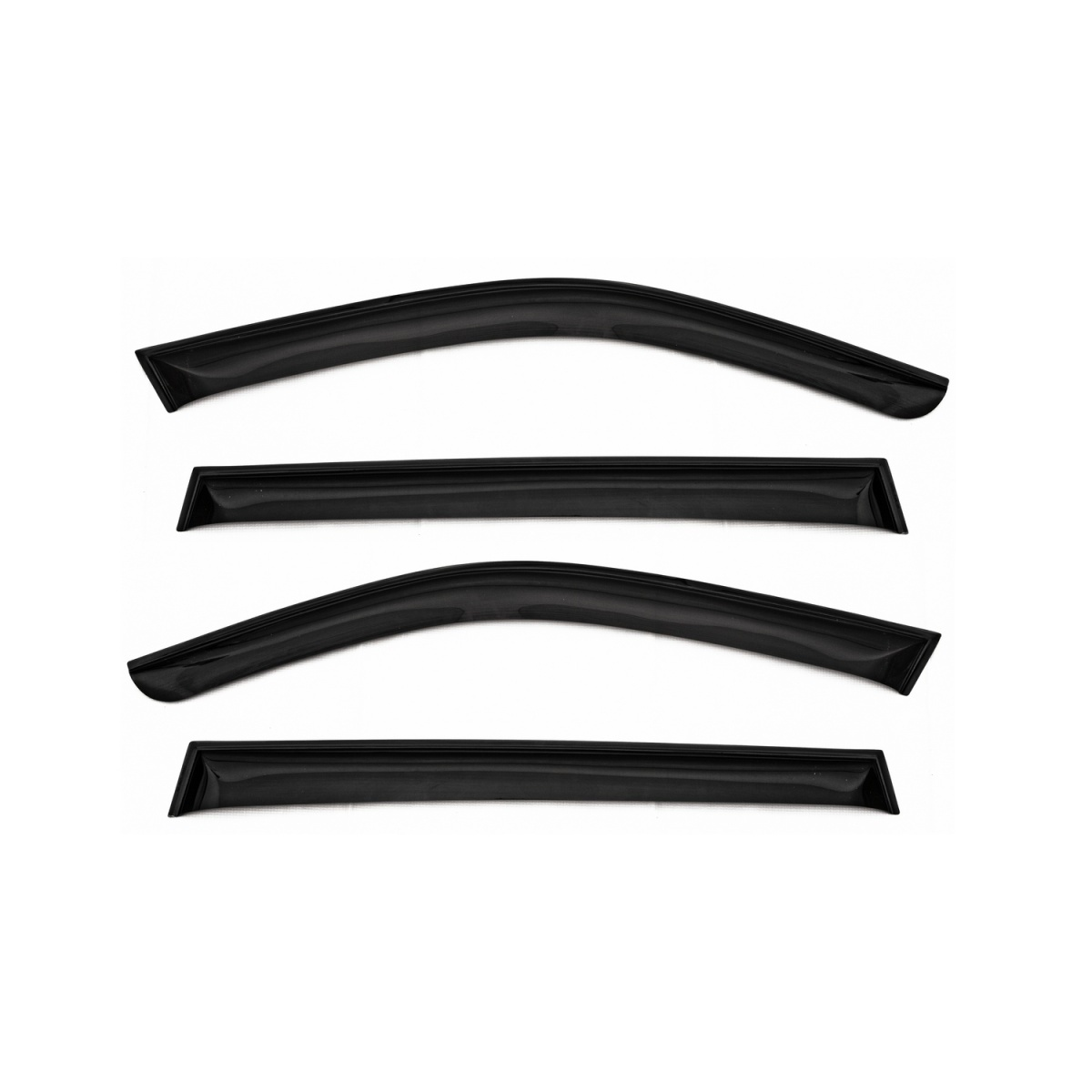 Window deflector (patch Scotch Tape 3 m). BMW X3 I (E83) 2003 2010 off Awnings & Shelters     - title=
