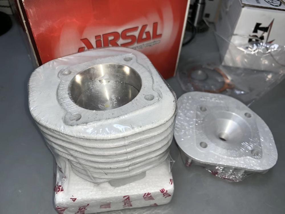 Kit de cylindres, 56mm, pour, BWS100, gros alésage, bws, puissance céramique, course, tuning, accessoires et pièces de moto/moteurs et moteur