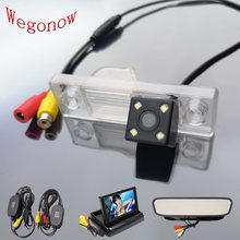 Bezprzewodowy samochód widok z tyłu kamera cofania Monitor dla chevroleta EPICA/LOVA/AVEO/CAPTIVA/CRUZE/LACETTI HRV/SPARK