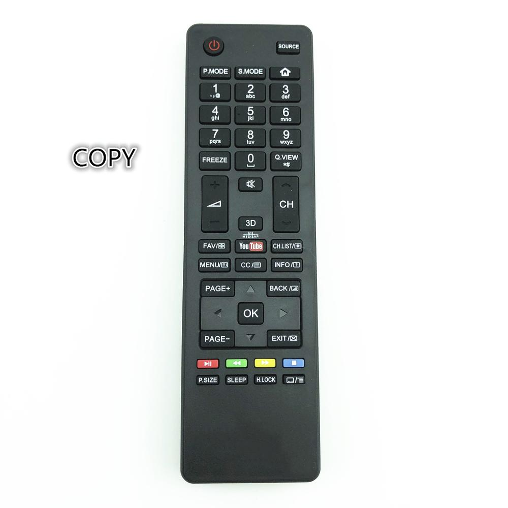 Replacement Remote Control For Haier Smart TV HTR-A18EN LE32K5000TN LE40K5000TF LE55K5000TFN Huayu