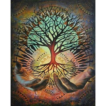 Painting by Numbers Tree Of Life