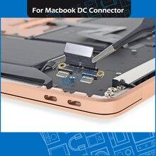 New Laptop A1932 A2179 A1706 A1707 A1989 A1990 A2159 A2141 DC Power Jack Board Connector 821 00861 A 821 01658 A 821 01646 A