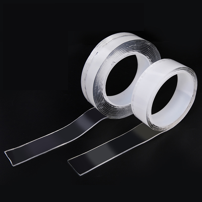 Nano Magic Tap Improvement Tape Transparent No Trace Reuse Waterproof Adhesive Tape Dropshipping