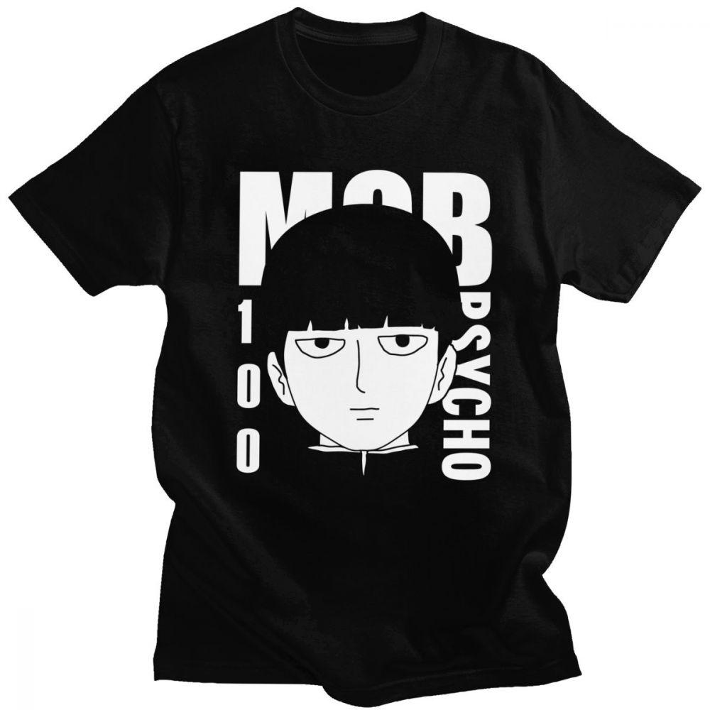 T-shirt Mob Psycho 100 Shigeo Kageyama Créer Son T Shirt