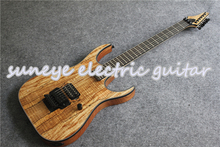 Suneye Natural Wood Grain Electric Guitar Custom Guitar Solid Mahogany Guitar Body Left Handed Guitar Kit Custom Available стоимость