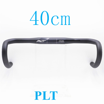 Shimano PRO PLT Road Bike Ergo Handlebar//Drop Bar 31.8mm x 40cm Black