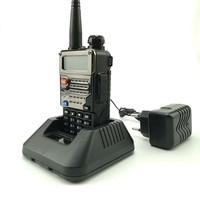 5r uv 2pcs Baofeng UV-5RE מכשיר הקשר Dual Band נייד שני הדרך רדיו חובבים רדיו משדר כף יד Baofeng UV-5R פלוס Walky טוקי (5)