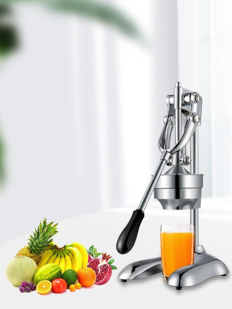 Lemon Juicer Fruits-Squeezer Citrus Orange Commercial Stainless-Steel Home