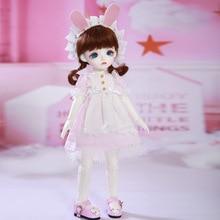 LCC Chloe combinaison complète de poupées SD 1/6 BJD, modèles de poupées garçons ou filles Oueneifs yosd napi lutts littlefee, jouets pour filles, anniversaires, noël