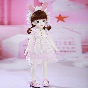 Image 1 - LCC Chloe fullset anzug 1/6 BJD SD Puppe Modell Jungen oder Mädchen Oueneifs yosd napi luts littlefee Spielzeug Mädchen Geburtstag weihnachten