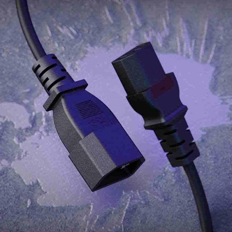 QianLi האחרון כוח כבל מאריכים כבל אחד עבור ארבעה 936 הלחמה תחנת מחשב מחשב נייד אוניברסלי כבל חשמל