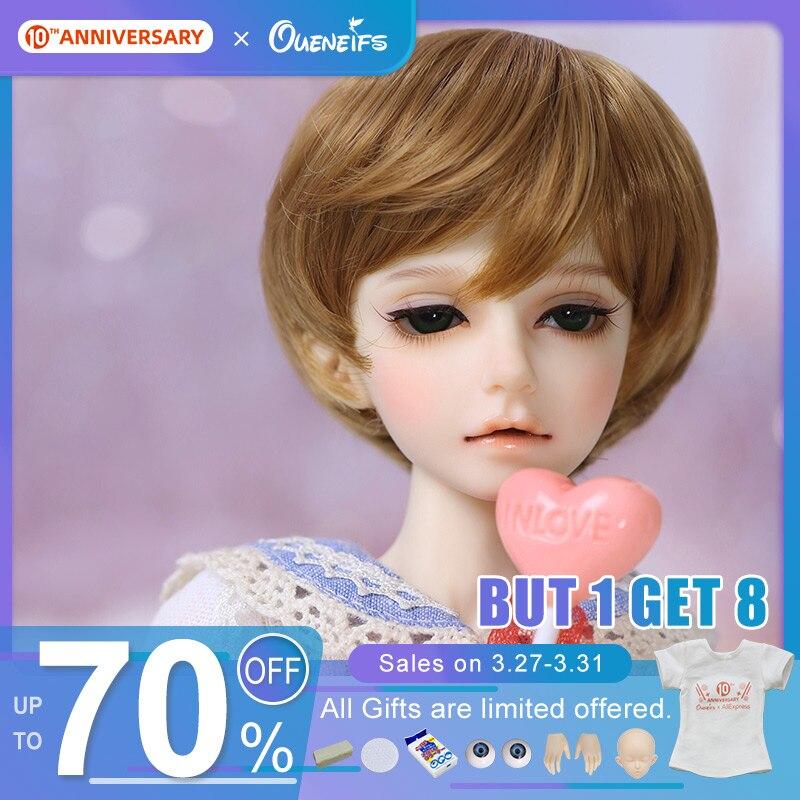 Free Shipping Fairyland Minifee Mika BJD Doll 1/4 Model  Girls Boys Eyes High Quality Toys  Shop Resin