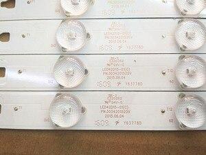 "Image 2 - LED Backlight strip 15 lamp For Haier 42""TV LE42B310G LS42H6000 LE42B510F 42CE3210D LED42D15 01(C) 01(A) 3034201520V"