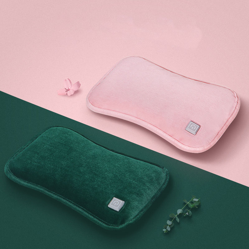 Hand Warmer USB Heating Pad Portable Graphene Heat Pillow Warm Pad Handwarmer Therapy Pain Relief for Winter