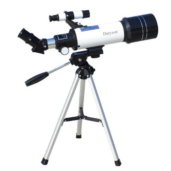 Datyson Astronomical Telescope Future Star Series 70400 Telescope Dual-use Viewing Mirror 70mm Objective Lens Diameter 5T0002