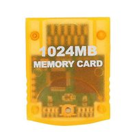1024MB Large Capacity Memory Card Game Accessories For WII Gamecube Game Console Save Game Data Stick Module