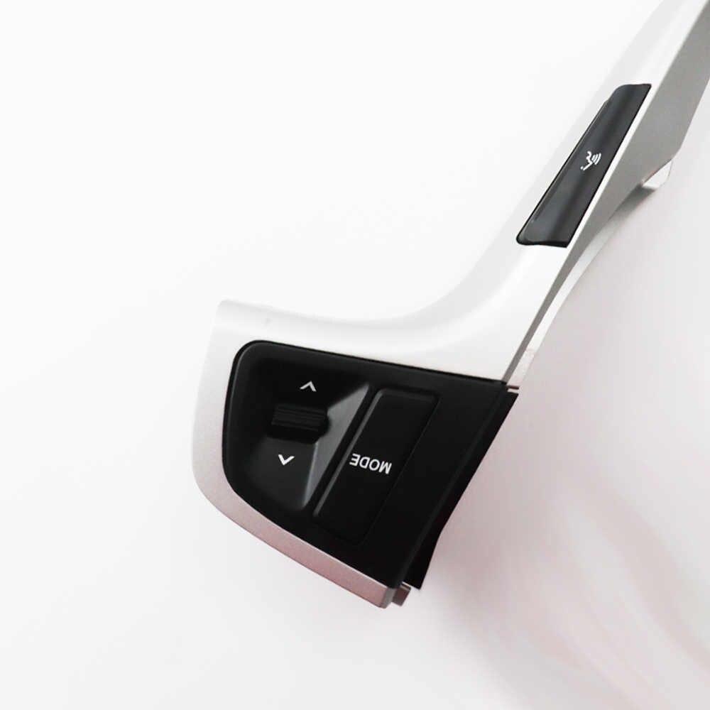 Tombol Multifungsi Roda Kemudi untuk Hyundai VERNA SOLARIS Volume Audio Musik Kontrol Tombol Switch Mobil Aksesoris Auto