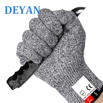 DEYAN Multi Function Anti Cut Gloves Cut Proof Stab Resistant Kitchen Butcher Cut-Resistant Gloves deyan sudjic a linguagem das cidades