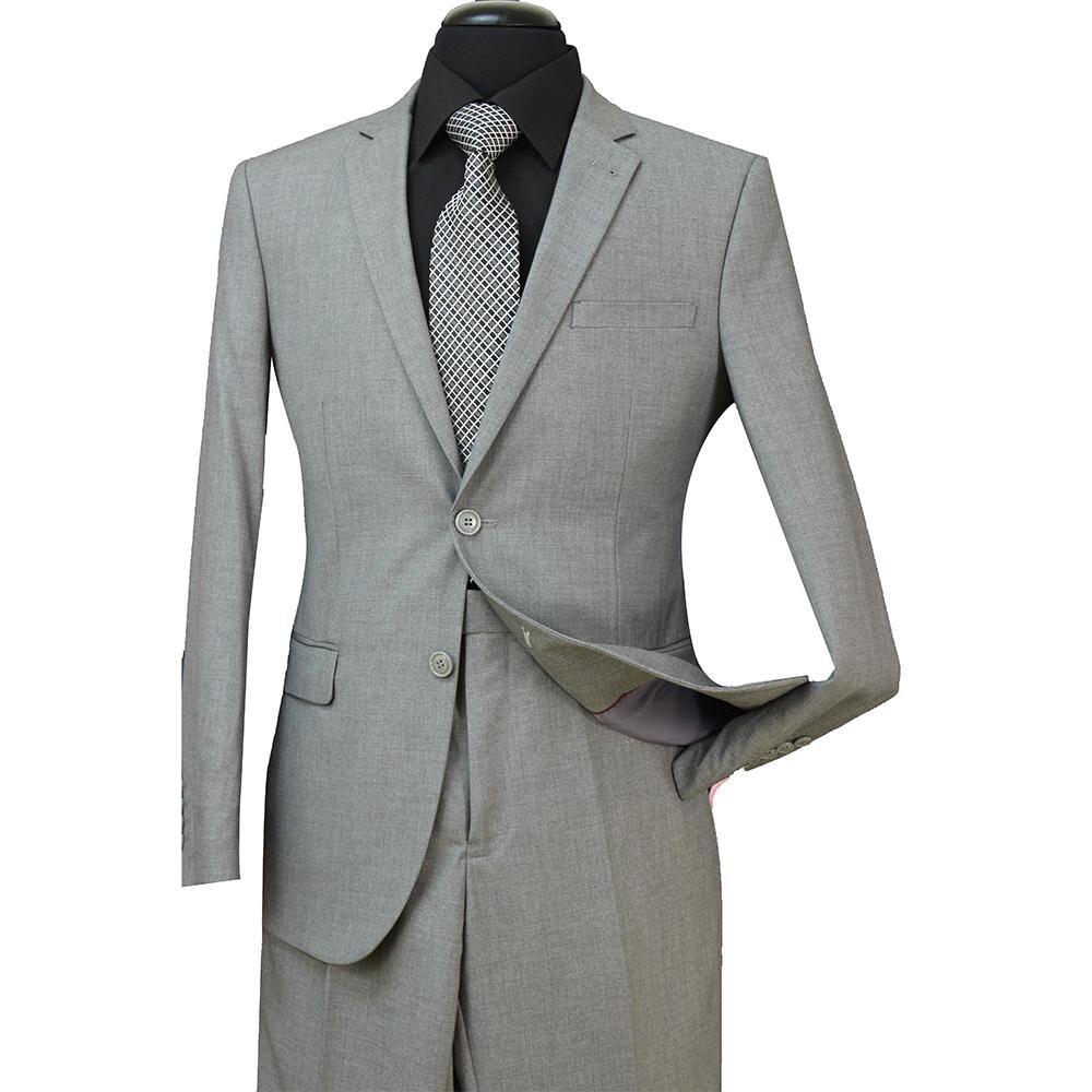 Nouveau STOCK de conception aux etats-unis hommes costumes de mariage ajustement deux pièces avec un pantalon Tuxedos mode marié affaires carrière costumes