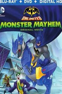 蝙蝠侠无极限:怪兽来袭[BD英语中字]