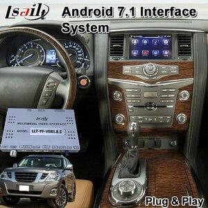 Android 7.1 Car GPS Navigation