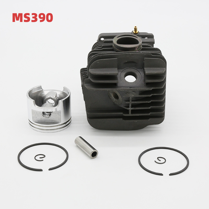 Tools : 46mm 47mm  amp  49mm Big Bore Cylinder Piston Pin Ring Kit For Stihl MS390 039 MS290 029 MS310 Gasoline Chainsaw Parts 1127 020 1216