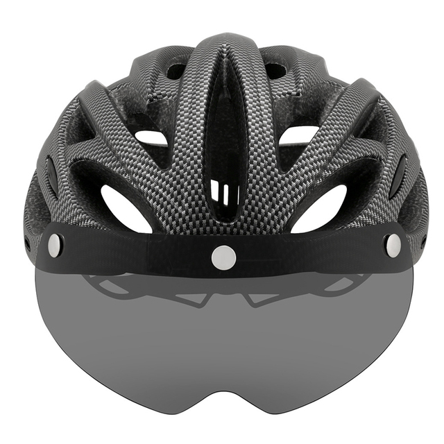 Cairbull ultraleve ciclismo capacete da bicicleta capacete in-mold com viseira mtb estrada de corrida capacete da bicicleta equitação tampa segura casco ciclismo 2