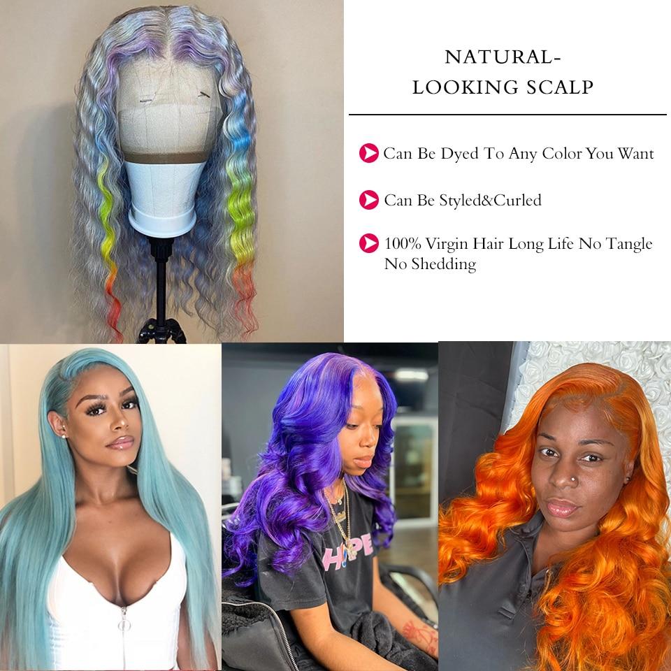 613 Loose Body Wave 3 4 Bundles With Closure  Virgin Hair bundles  Honey Blonde Bundles And A Closure 3