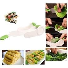 Handmade DIY Sushi Roll Vegetable Making Machine Kitchen Gadget