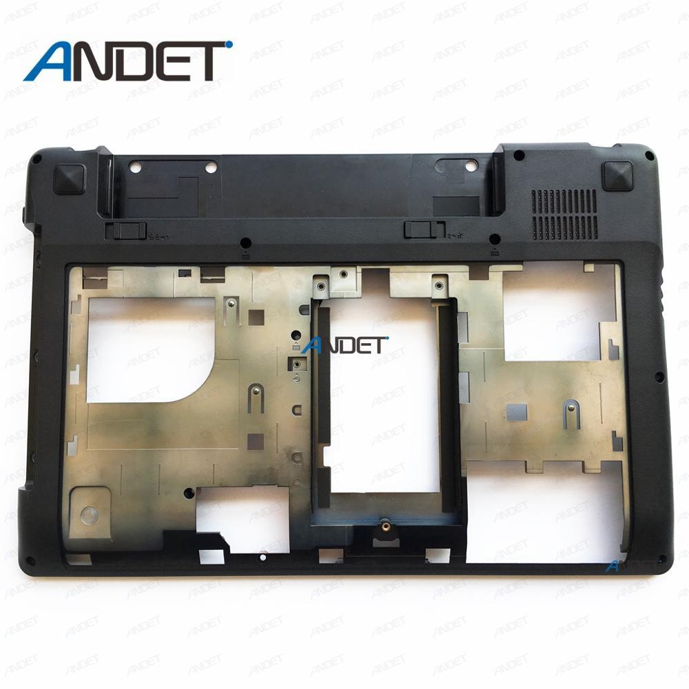 New 01EP128 AP11P000C00 foLenovo ThinkPad E570 E575 Base Bottom Cover Lower Case