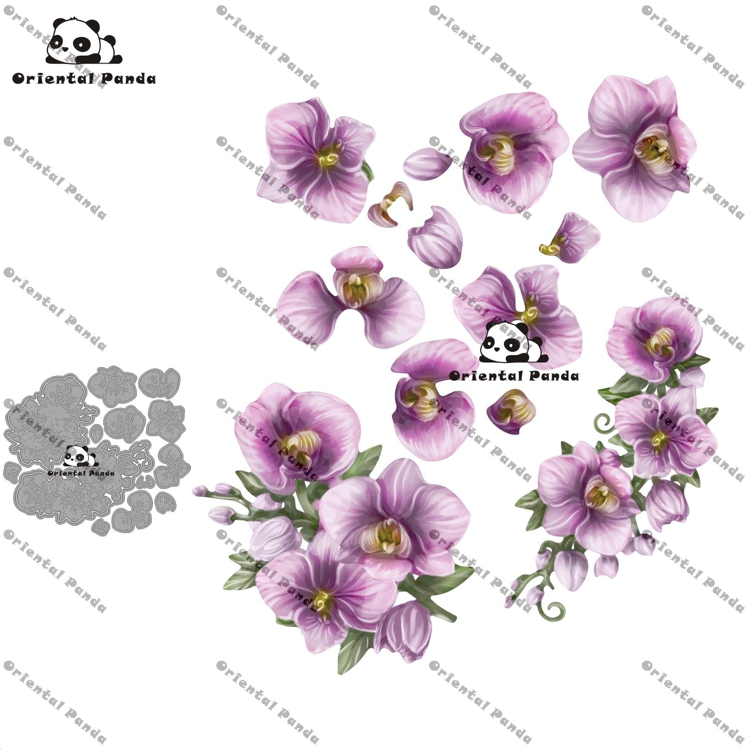 New Dies 2020 Camper Van Metal orchid Dies photo album cutting die Scrapbooking Stecil cu new metal  slimline card craft dies