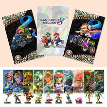 20pcs/Set Holder Kart Nfc Mario 8-Switch/wii-U with Gift-Box Cover-Package High-Quality