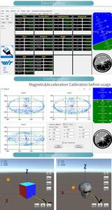 Image 5 - WitMotion WTGAHRS2 10 axis GPS IMU Navigation System, Bulit in Accelerometer+Electronic Gyro+Magnetometer+Barometer