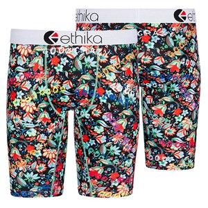 Ethika Men Fashion Comfort Underwear Colorful Summer Boxer Briefs