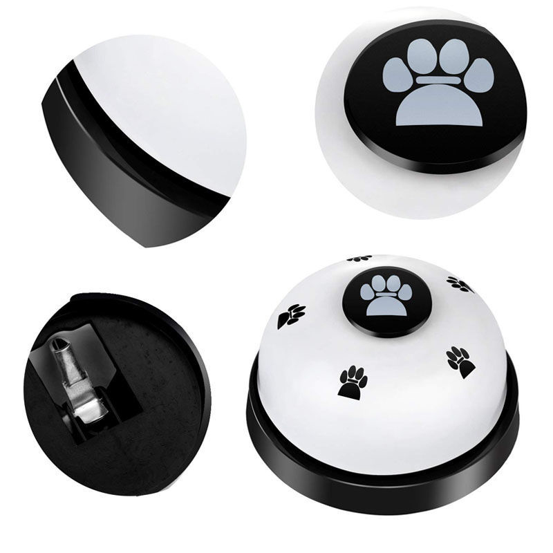 New Creative Pet Bell Supplies Trainer Bells Wholesale Training Cat Dog Toys Dogs Training High Quality Dog Training Equipment-2