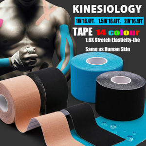 Kinesiology-Tape Elastic Waterproof Cotton Muscle-Support-Adhesive