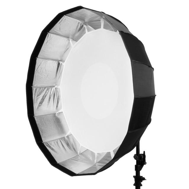 Selens 85cm Umbrella Radar Softbox Studio Light Photography Light Flash Umbrella Photography Accessories