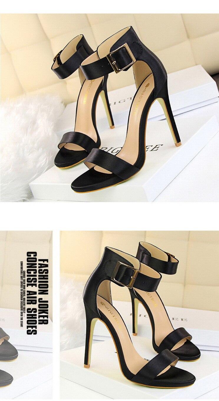 Sandália Sexy Heel