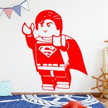 Nowy Nnjutsu Superhero vinyl naklejka ścienna dla dzieci wystrój pokoju chłopcy naklejki ścienne do pokoi tapety chłopcy naklejka tanie tanio DIYPLAY CN (pochodzenie) Płaska naklejka ścienna cartoon naklejki okienne Na ścianę Do płytek Do lodówki Naklejki na meble
