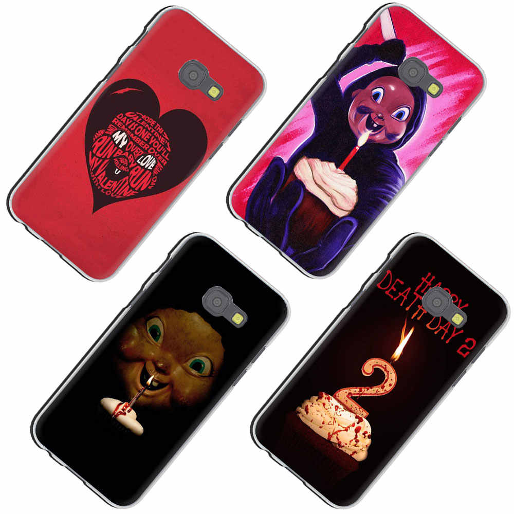 Happy Death Day 2U Hard Phone Cover Case for Samsung Galaxy J2 3 5 Prime J 3 5 2017 EU J6 J7 2017 EU US