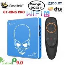 ТВ-приставка Beelink GT-King PRO, Android 9,0, 4 + 64 ГБ