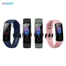 Original HUAWEI Honor Band 5/5i AMOLED Smart Wirstband Fitness Bracelet Tracker Heart Rate Monitor Waterproof Globle Version