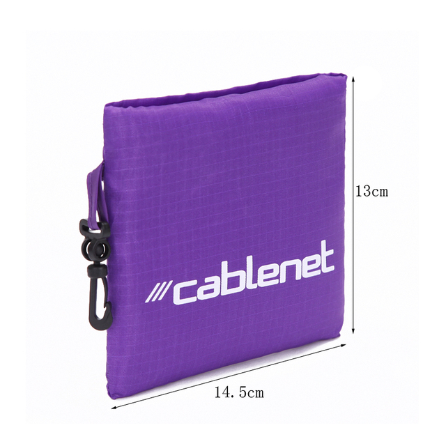 Green Reusable Shopping Bags Women Foldable Tote Bag Portable Cloth Eco Grocery Bag Folding Large Capacity Handbags 2