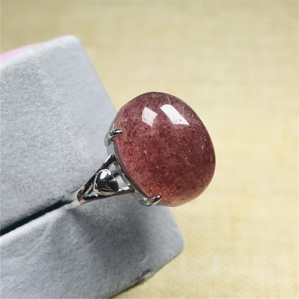Strawberry Quartz Ring (16)