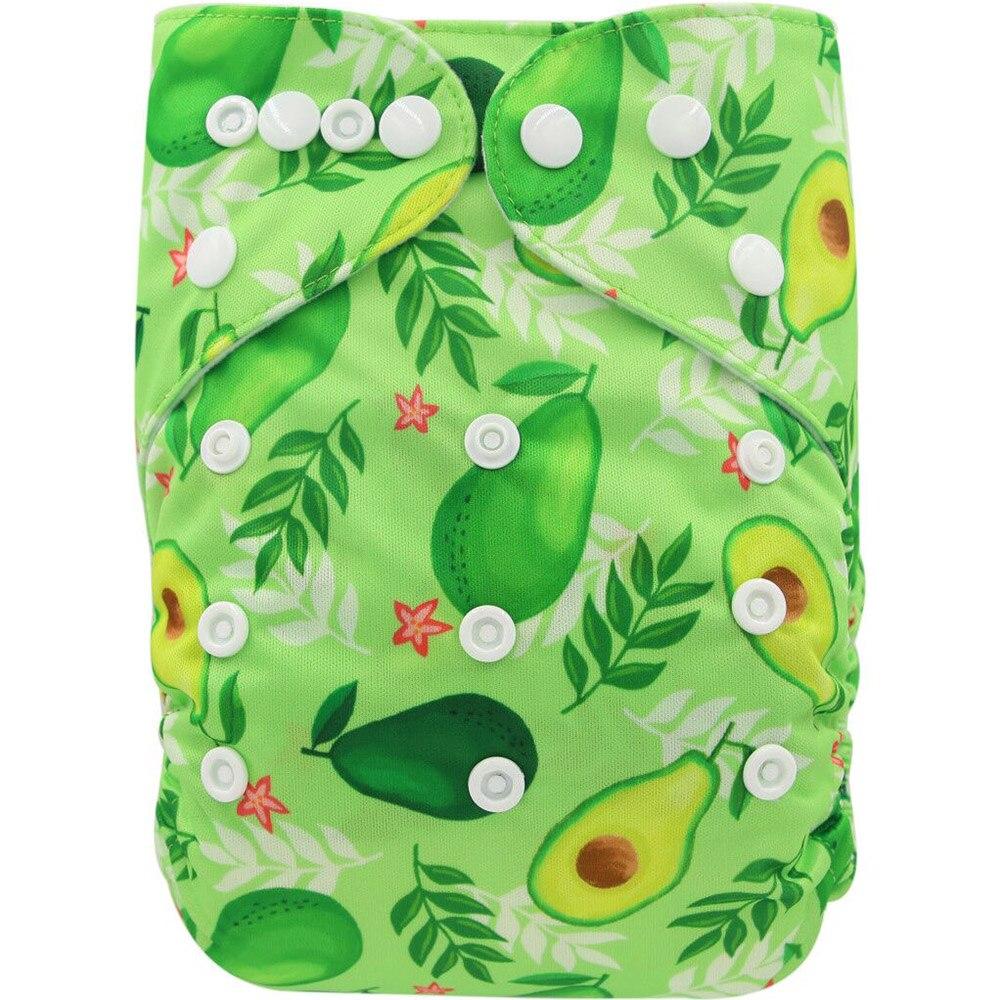 Ohbabyka новые многоразовые подгузники с единорогом, детские тканевые подгузники, моющиеся экологически чистые подгузники, детские подгузники...