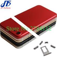 10 sztuk powrót bliski rama podwozie części zamienne do iphone 7 Plus 7G 7 Plus obudowa montaż baterii pokrywy skrzynka karta Sim