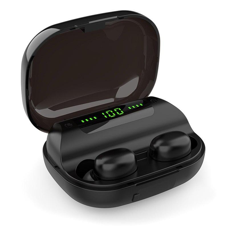 Auricolari Bluetooth Earbuds Fone Sem Fio Auricular Headset celulares Kulakik Audifonos Cascos inalambrico with Power Bank Case
