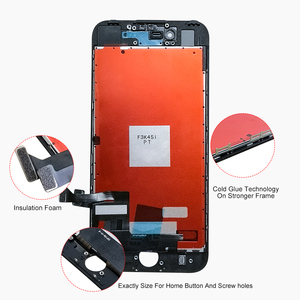 Image 5 - 10 Piece Grade AAA+ Replacement Touch Screen Digitizer Assembly LCD For iPhone 5 5S 6 6S 7 8 Plus Display