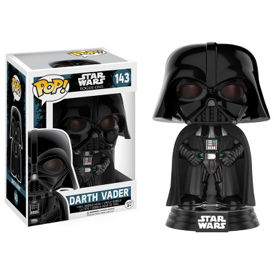 FUNKO POP Star Wars Darth Vader Luke Skywalker Leia Action Figure Collection Model Toys for Children xmas Gift 8