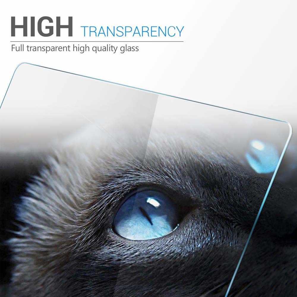 Alcatel one touch için 1T 10 -Premium Tablet 9H temperli cam ekran koruyucu Film koruyucu güvenlik kapak